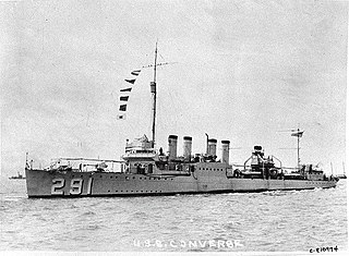 USS <i>Converse</i> (DD-291)