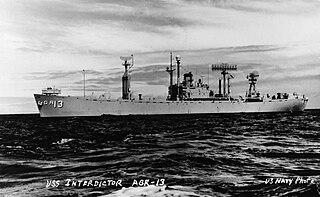 USS <i>Interdictor</i> (AGR-13)