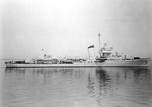 USS O'Brien DD-415
