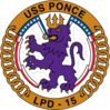 USS Ponce LPD-15 Crest.png