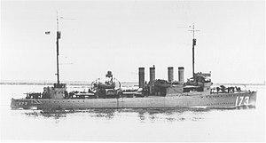 USS Sproston (DD-173)