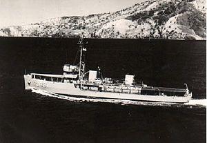 USS Surfbird ADG-383