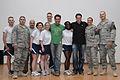 US Air Force 080530-F-9876D-538 American comics entertain deployed troops.jpg