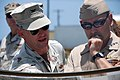 US Navy 070711-A-2100S-028 Adm. James G. Stavridis, commander of U.S. Southern Command, visits Guantanamo Bay to learn about migrant and detainee operations.jpg