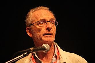 Uberto Pasolini - Pasolini at the Karlovy Vary International Film Festival, July 2014