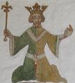 Udby Kirke (Vordingborg Kommune) - kalkmaleri detail.png