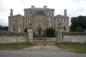 Ufford, Cambridgeshire - Ufford Hall