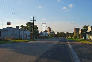 Ultima, Victoria Town in Victoria, Australia