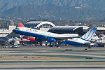 United Airlines, Boeing 757-200, N502UA (16697846958).jpg