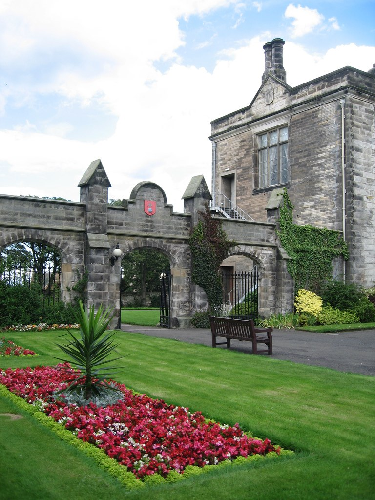 University of St Andrews Courtyard