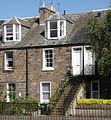 Unusual stone terrace houses, Stockbridge, Edinburgh - geograph.org.uk - 1597902.jpg