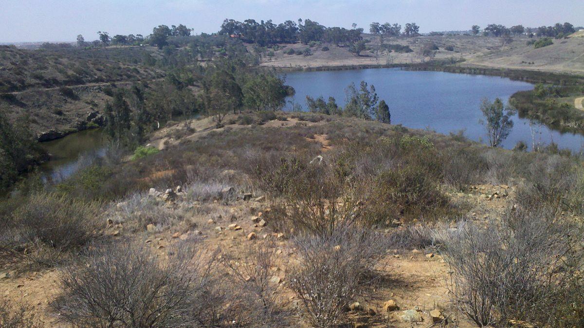 Upper otay reservoir wikipedia for Otay lakes fishing