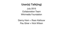 User(s) Talk(ing) - Wikimania 2015.pdf