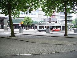 Utrecht jaarbeursplein beatrixtheater.jpg