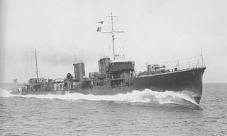 Japanese destroyer <i>Uzuki</i> (1925)