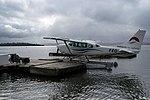 VAS Cessna 206 Floatplane - ZK-FEO (5827153594).jpg