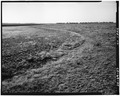 VIEW OF LATERAL G, LOOKING SOUTH FROM BEND AT NORTH END - Highline Extension Canal, Denver, Denver County, CO HAER COLO,16-DENV.V,2-20.tif