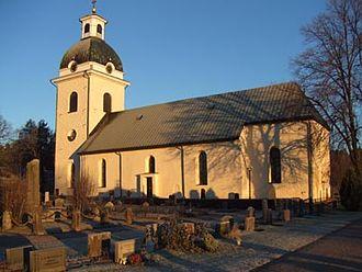 Olof Tempelman - Valbo Church, Gästrikland