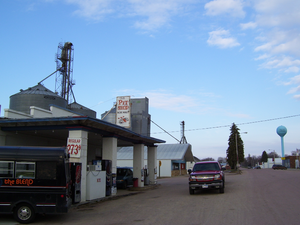 Valley Springs, South Dakota - Image: Valley Springs SD