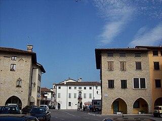 Valvasone Arzene Comune in Friuli-Venezia Giulia, Italy