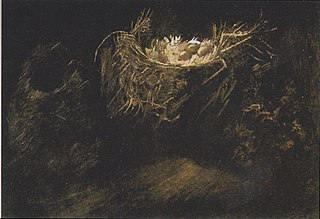 Still Life with Three Birds' Nests