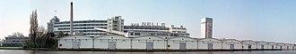Leendert van der Vlugt - Image: Van Nelle Fabriek