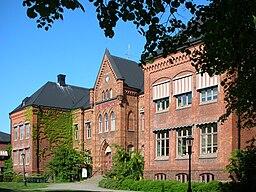 Varbergs rådhus (kommunehuse).