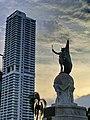 Vasco Núñez de Balboa monument Panama City flickr.jpg