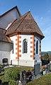 Velden Augsdorf Pfarrkirche hl. Maria Rosenkranzkönigin Chorschluss 24122019 7765.jpg