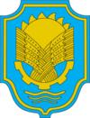 Huy hiệu của Huyện Velyka Oleksandrivka