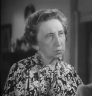 Vera Lewis American actress (1873–1956)