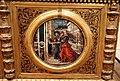 Verona, cassone, 1490 ca, con tondi di bartolomeo montagna 03.JPG