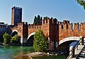 Verona Castelvecchio Ponte Scaligero 07.jpg