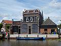 Vest 202, 204, 206 in Gouda. IJsfabriek Willem Barendsz, achtergevel.jpg