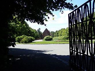 Vestre Cemetery (Aarhus) - Vestre Kirkegård in Aarhus