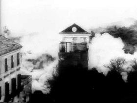 File:Vesuvius in Eruption, newsreel (1944).ogv
