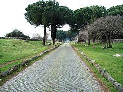 Via Appia Roma 2007