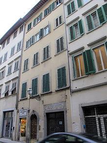 La casa di Giovanni Papini a Firenze