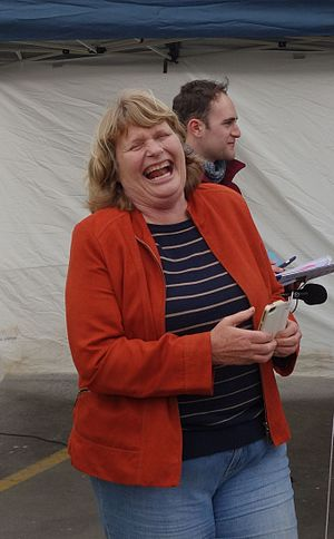 Vicki Buck - Buck in 2015