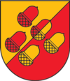 Coat of arms of Viesīte