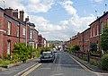 View SW down Prestbury Road, Macclesfield.jpg