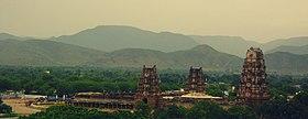 Vista del tempio di Kodanda Ramaswamy a Vontimitta.jpg