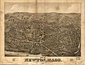 View of Newton, Mass. - comprising wards 1 & 7 & environs of the city of Newton LOC 78695093.jpg
