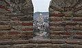 View of Samiba (Trinity) church from Narikala Fortress, Old Tbilisi.jpg