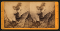 View up the Kanyon, from the Witches' Cauldron, by Muybridge, Eadweard, 1830-1904.png
