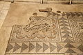 Villa Armira - Central Floor Mosaic in the National Historic Museum Sofia PD 2012 27.JPG