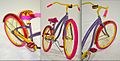 Villy Custom Fashion Bicycles for TIGI hair products, Candy Fixations.jpg