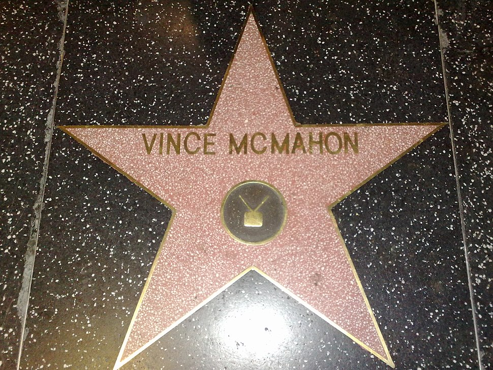 Vince McMahon Walk of Fame