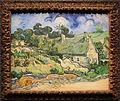 Vincent Van Gogh, tetti di paglia di cordeville ad auvers-sur-oise, 1890, 01.JPG