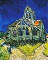 Vincent Van Gogh - L'église d'Auvers-sur-Oise.jpg